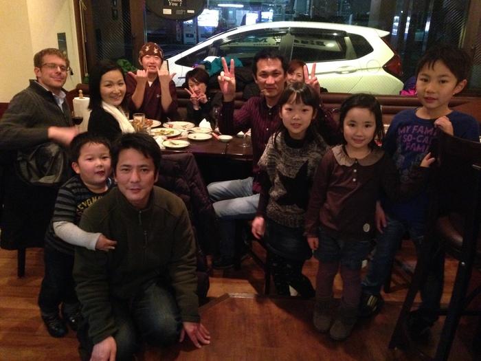 タイラー!!スミさん!!ホントありがとねーー♪ in Restaurant BLUE MOON_c0110051_23372623.jpg