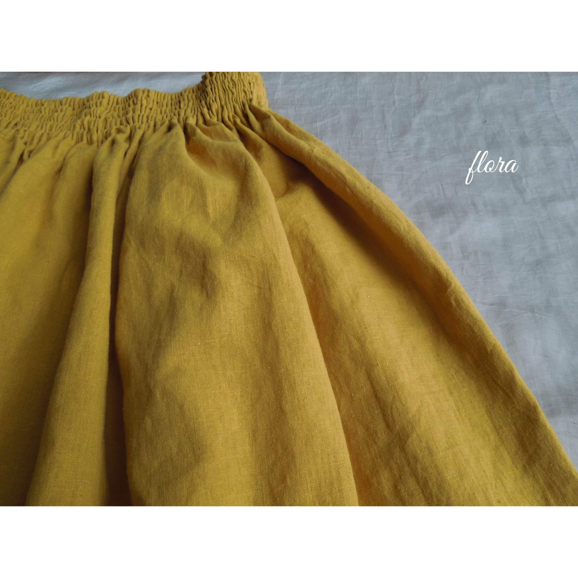 オーダーのスカート出来上がりました!_c0247253_21323389.jpg