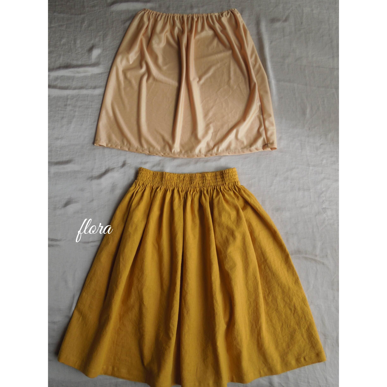 オーダーのスカート出来上がりました!_c0247253_21391974.jpg