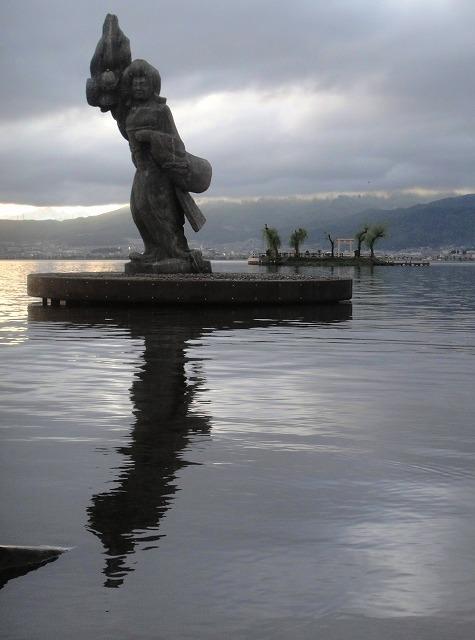 <2014年4月>諏訪探訪②:諏訪湖・茅野の縄文遺跡探訪レビュー_c0119160_11215525.jpg