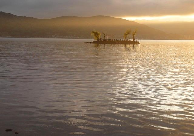 <2014年4月>諏訪探訪②:諏訪湖・茅野の縄文遺跡探訪レビュー_c0119160_1142688.jpg