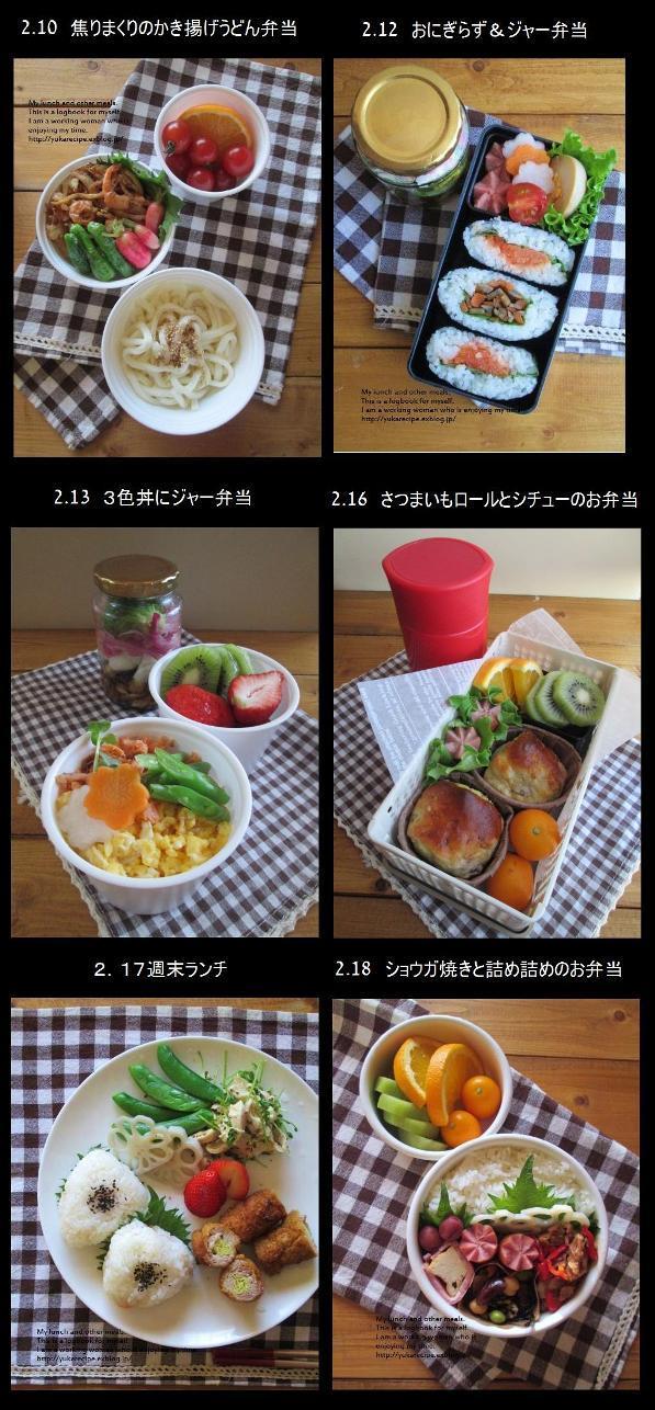 2015年2月のお弁当一覧♪_e0274872_23485279.jpg