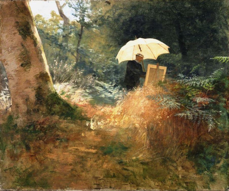 私の好きな絵画(その1095):ビルイェル : 私のゆるゆる生活