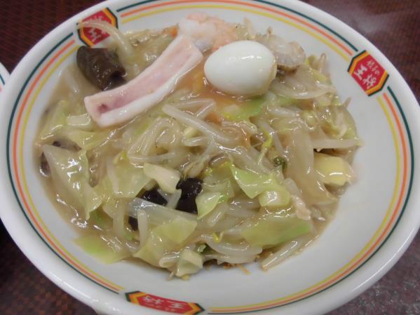 餃子の王将      多田店_c0118393_16584899.jpg