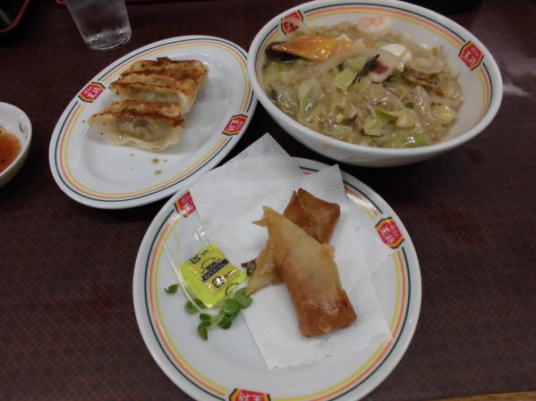 餃子の王将      多田店_c0118393_1658515.jpg