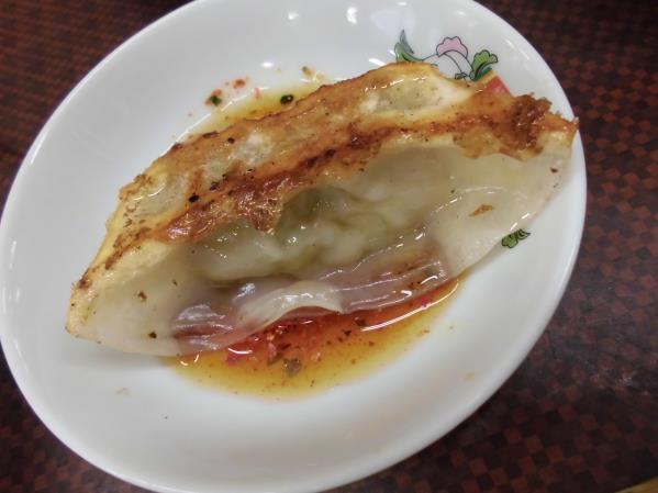 餃子の王将      多田店_c0118393_17155239.jpg