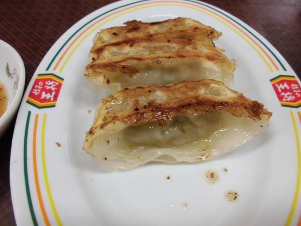 餃子の王将      多田店_c0118393_1723585.jpg