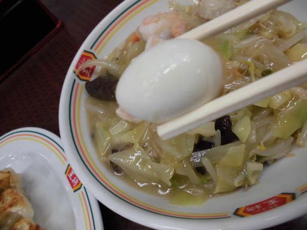 餃子の王将      多田店_c0118393_176444.jpg