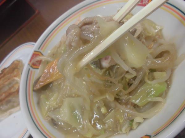 餃子の王将      多田店_c0118393_1794114.jpg