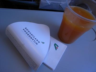 ミラノ~ローマのフライト_d0098022_2244119.jpg
