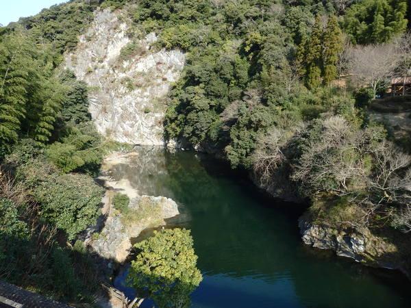 熊本県にある立神峡にて_f0337554_16515881.jpg