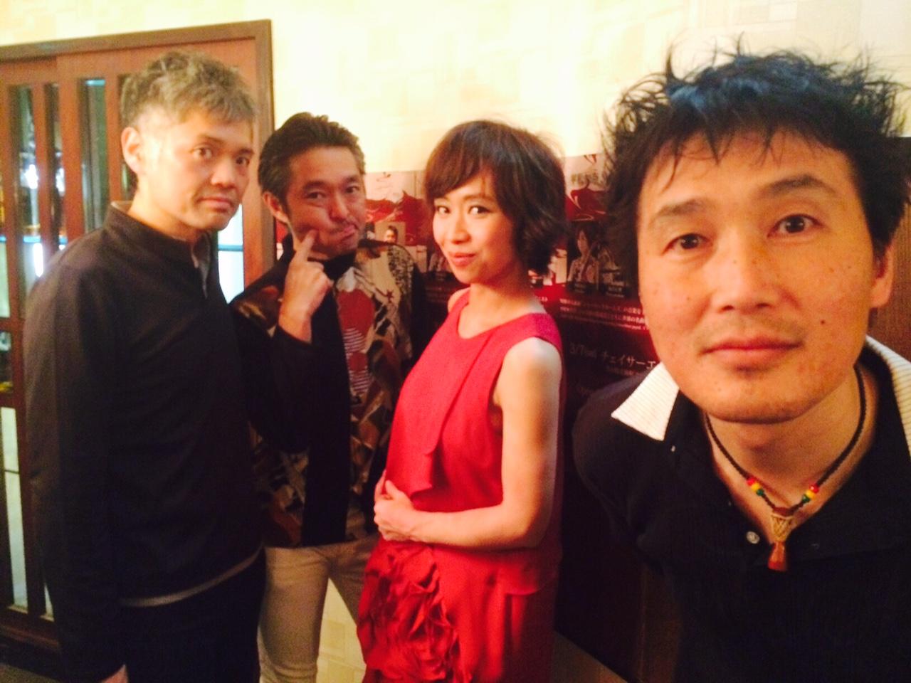 平松加奈 Special Project tour2015@苫小牧チェイサーエル_b0131865_1265155.jpg