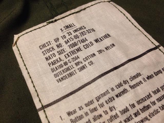 3月11日(水)大阪店春物スーペリア&ヴィンテージ入荷!#1デッドストック編!!(大阪アメ村店)_c0078587_21581924.jpg