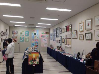 JEUGIAカルチャー合同作品展〜高の原造形教室〜_f0215199_1943144.jpg