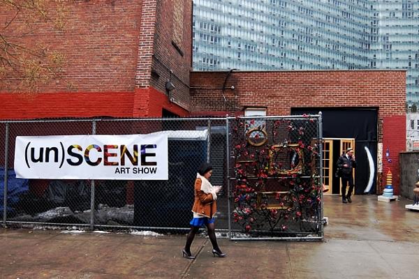 ファッションよりもパッション重視のNYらしいアート展 THE(un)SCENE_b0007805_1263017.jpg