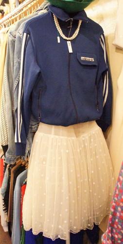 Vintage training Jacket, ジャージ!_f0144612_21342182.jpg