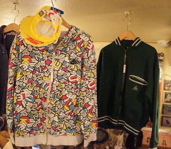 Vintage training Jacket, ジャージ!_f0144612_21344721.jpg