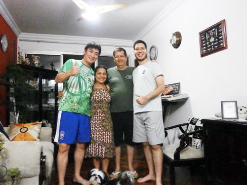 【シリーズ】ブラジル、リオデジャネイロでお世話になった、忘れてはならない人たち。#1_b0032617_063373.jpg