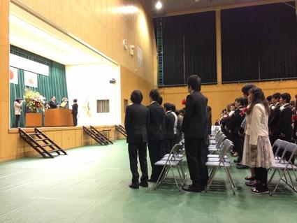 『 各地 高等学校卒業式 』_f0259324_1251524.jpg