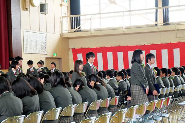中学校卒業☆_f0098628_1957364.jpg