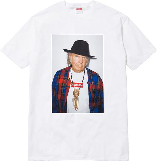 Supreme × Neil YoungのフォトT。_e0053731_14143353.jpg