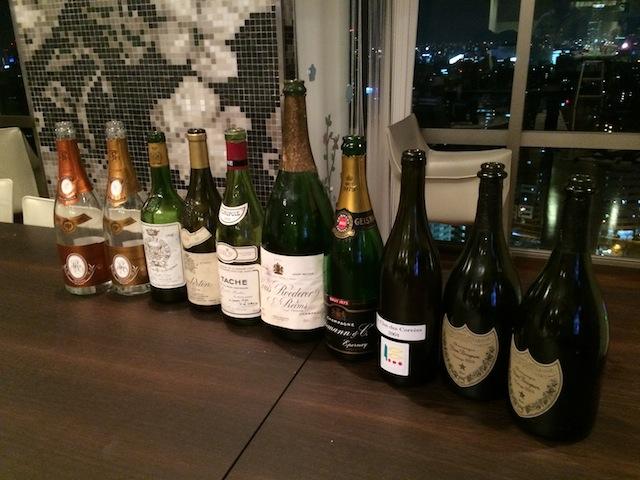 本日のグラスワイン&もろもろ_a0114049_1431579.jpg