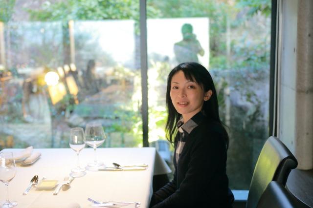 近江の湖畔レストランへ --LE POINT DE VUE(ル・ポワン・ドゥ・ヴュ)--_b0078651_0152217.jpg