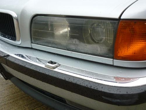 珍しい訪問者 クルマ編5 BMW 740iA_e0254365_2044971.jpg