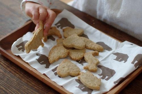 シラネ全粒粉で型抜きクッキー_c0110869_685036.jpg