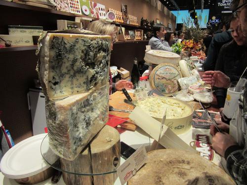 フィレンツェの春のイベント TASTEに行ってきました!!_c0179785_617554.jpg