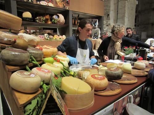 フィレンツェの春のイベント TASTEに行ってきました!!_c0179785_6191841.jpg