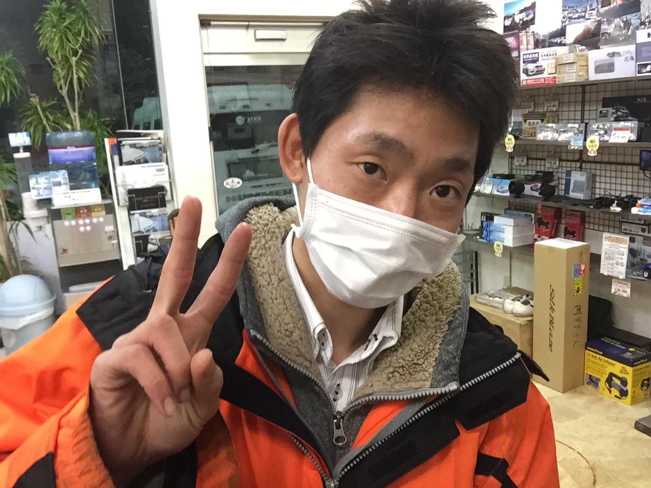 3/10(火)山本が送ります☆TOMMYの1日ランクル ハマー アルファード_b0127002_2063821.jpg