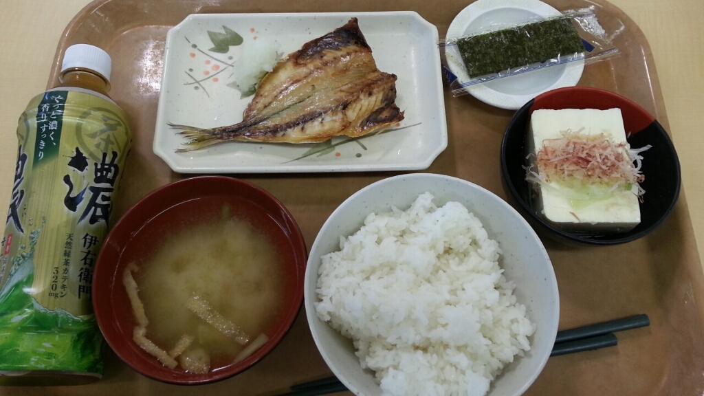 今日の朝食@会社Vol.129_b0042308_08112858.jpg