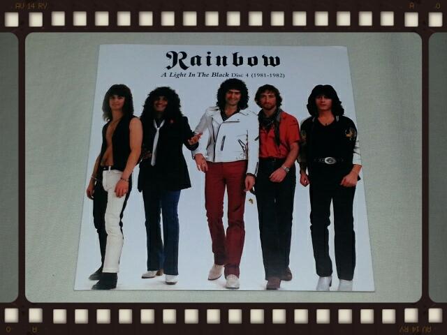 RAINBOW / A LIGHT IN THE BLACK 1975 - 1984 Disc4_b0042308_2355568.jpg