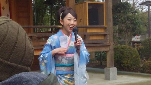 8日白岡八幡神社例大祭にて♪_f0165126_19441459.jpg