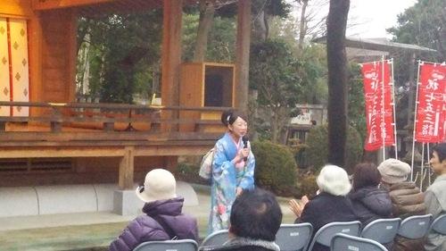 8日白岡八幡神社例大祭にて♪_f0165126_19442972.jpg