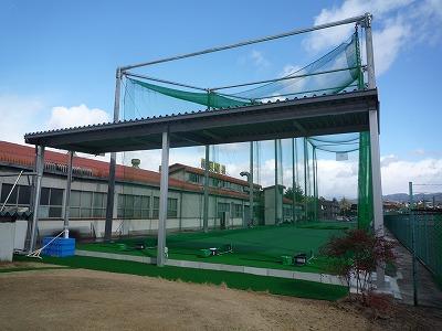 株式会社ENA様 ゴルフ練習場新設工事が完成しました。_f0151251_10172071.jpg