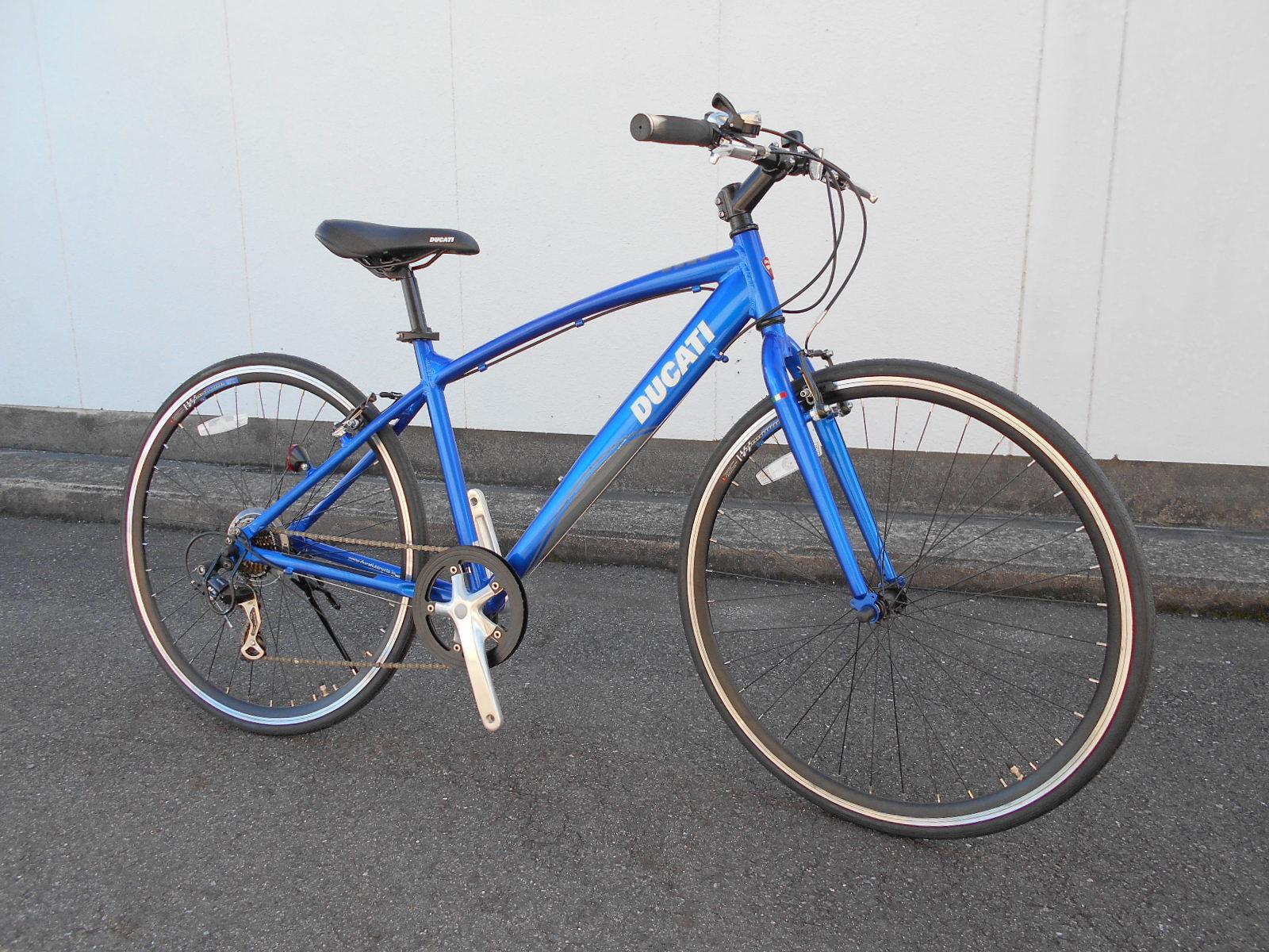 DUCATIのクロスバイク特価です!_b0189682_16274627.jpg