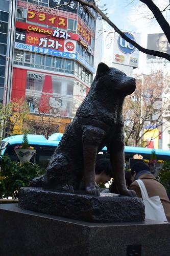 「ハチと上野博士の像」そして、ハチさん_c0124100_14164958.jpg