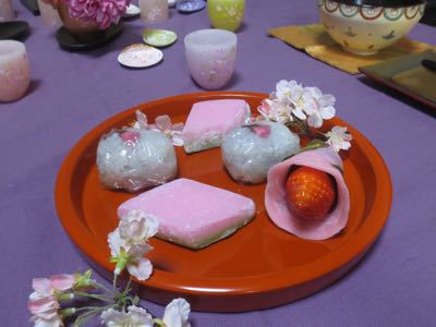 雛祭り☆_b0014124_16205639.jpg