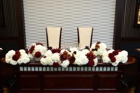 新郎新婦様からのメール 目黒雅叙園様へ 「お花のもつ存在の大きさに」_a0042928_921238.jpg