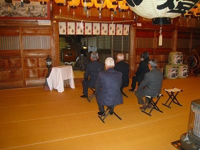 """木山神社に""""守り刀""""を奉納させて頂きました_f0151251_11533363.jpg"""