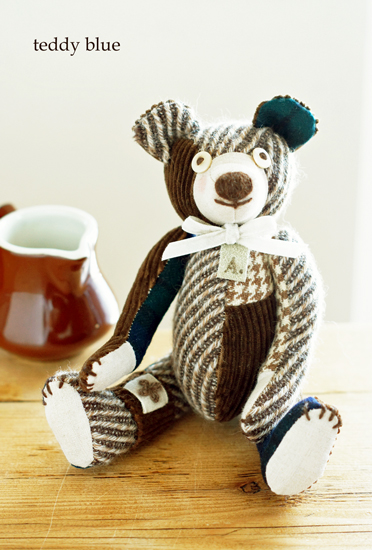 teddy forest girl  テディ フォレストガール_e0253364_23211965.jpg