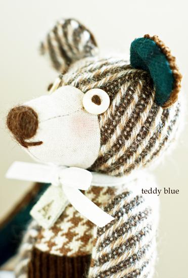 teddy forest girl  テディ フォレストガール_e0253364_23312627.jpg