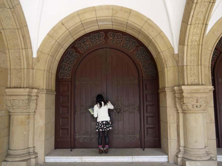 6・14兼松講堂ピアノ・トリオコンサートに向け一橋大学再訪_c0014967_321515.jpg