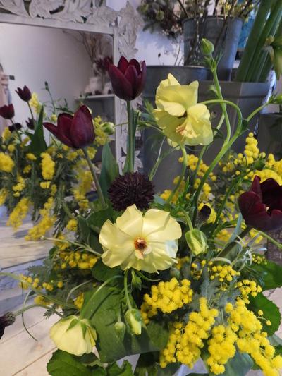 オークリーフ花の教室(甘艸さんと大草さんの作品)_f0049672_188382.jpg