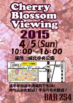 Cherry Blossom Viewing 2015_b0249084_19293448.jpg