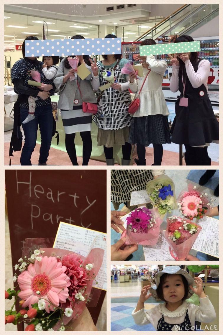 Hearty party Finalへお越しいただきありがとうございました♪_c0227522_2225466.jpg