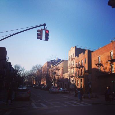 ニューヨークも春来てます〜♬_f0095325_10392548.jpg
