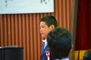 諸鈍小中学校卒業式!_e0028387_14145456.jpg